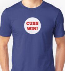Cubs Win! T-Shirt