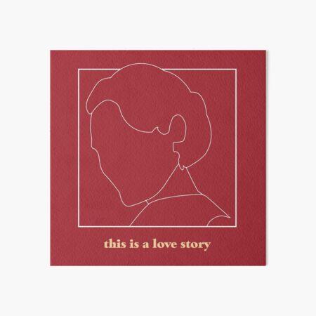 Fleabag - Esta es una historia de amor Lámina rígida