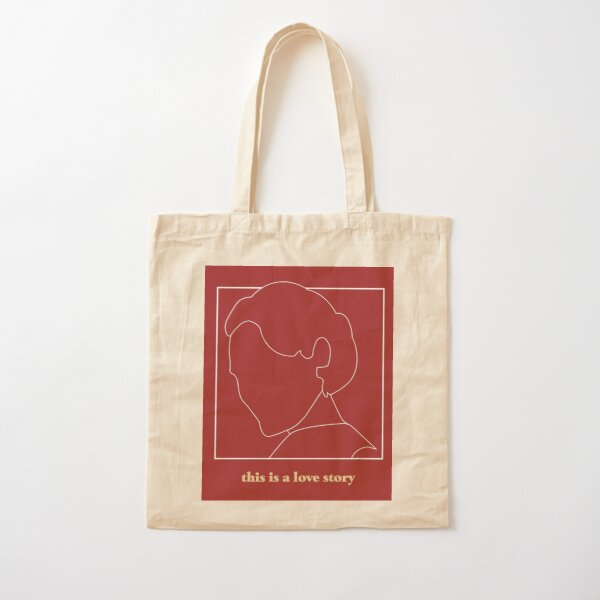 Fleabag - This Is A Love Story  Cotton Tote Bag