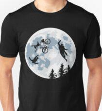 The Extraterrestrial vs Extraordinaryterrestrial T-Shirt