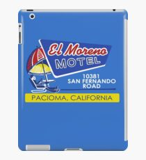 El Morino Motel iPad Case/Skin