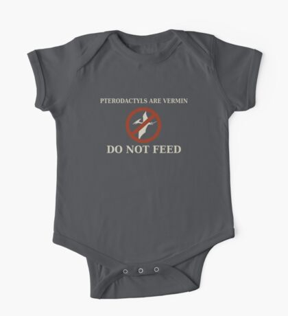Pterodactyls are Vermin Kids Clothes