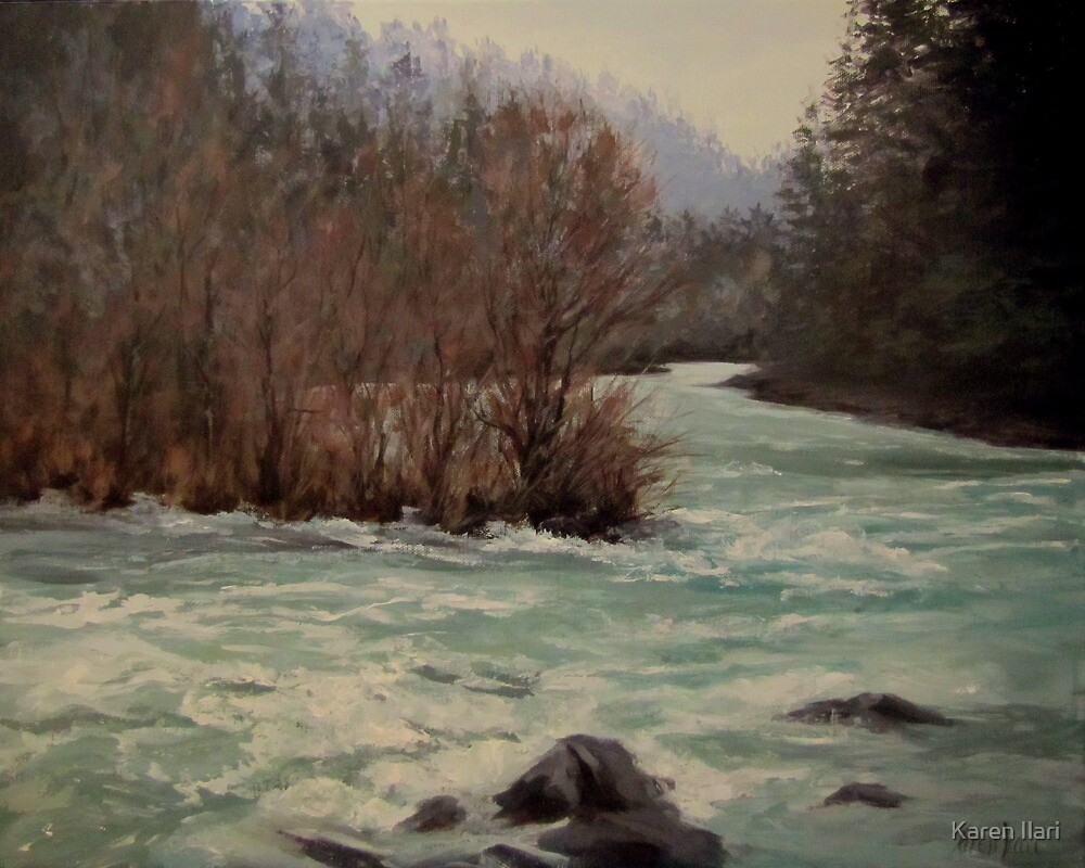 In All Seasons by Karen Ilari