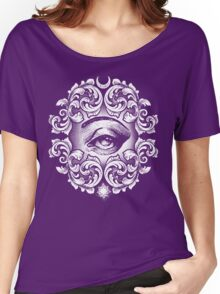 Third eye Women's Relaxed Fit T-Shirt