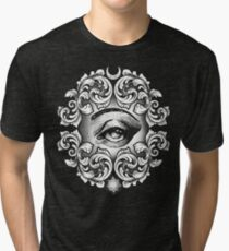 Third eye Tri-blend T-Shirt