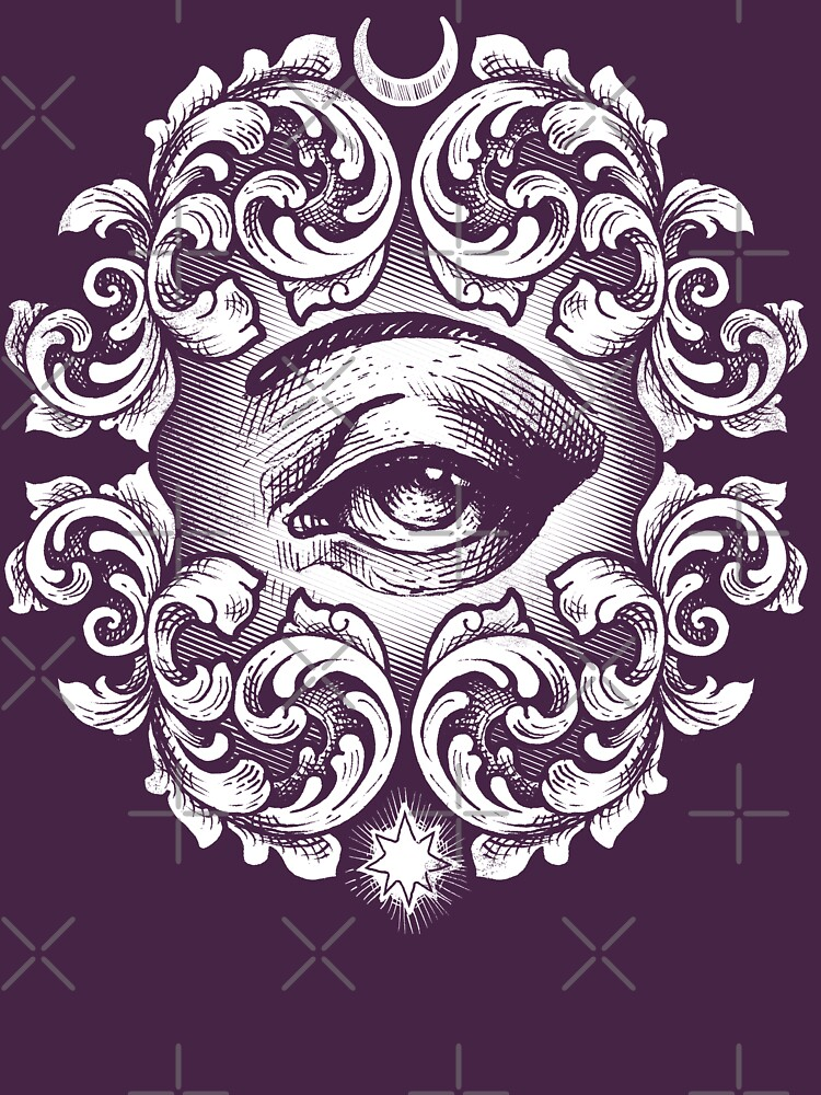 TShirtGifter presents: Third eye | Women's T-Shirt
