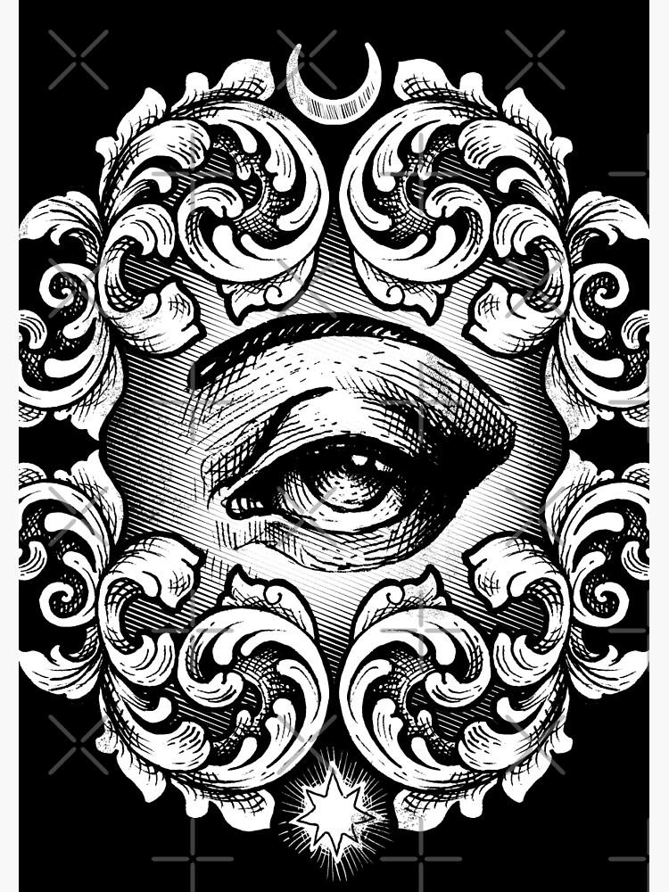 Third eye by medusadollmaker