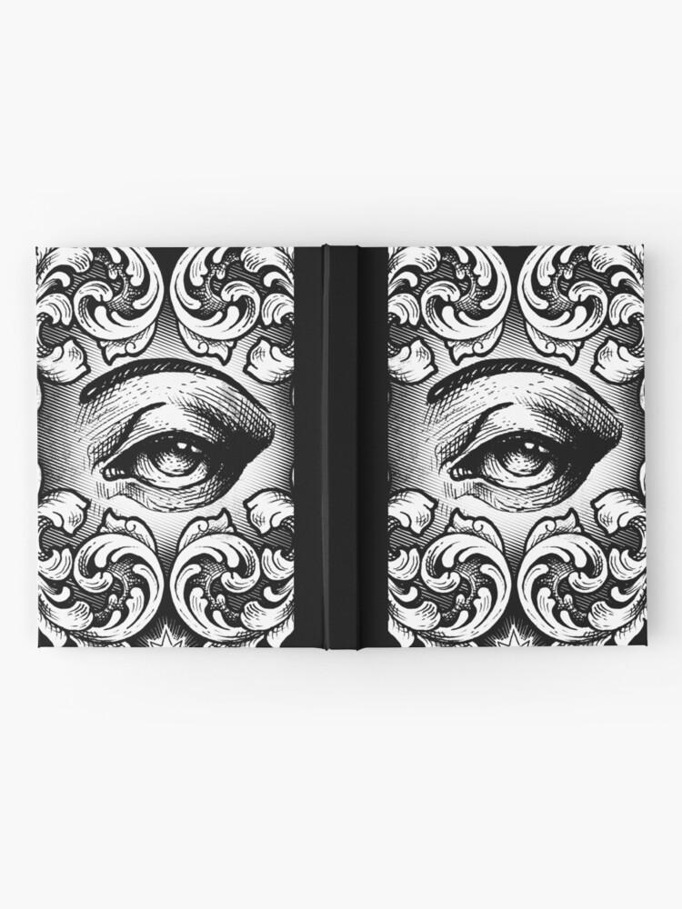 Alternate view of Third eye Hardcover Journal