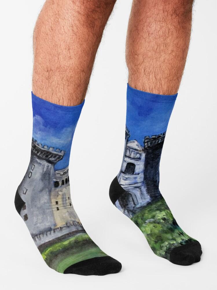 Alternate view of Sunny Maschio Angioino Socks