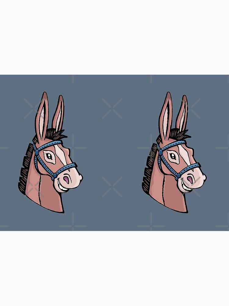 Mule head by duxpavlic