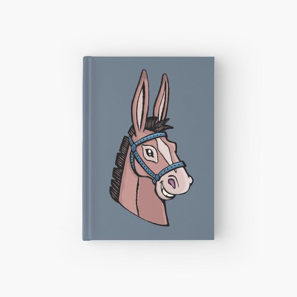 Mule head Hardcover Journal