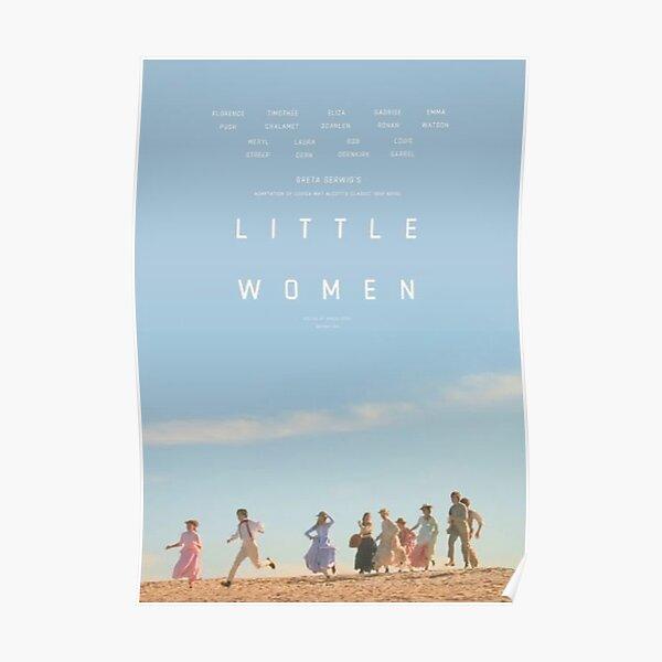 ALTERNATE LITTLE WOMEN Poster