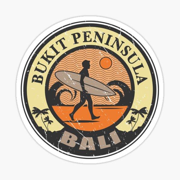 Bukit Peninsula, Bali Sticker