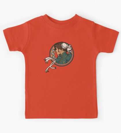Chun-Li Nouveau Kids Clothes