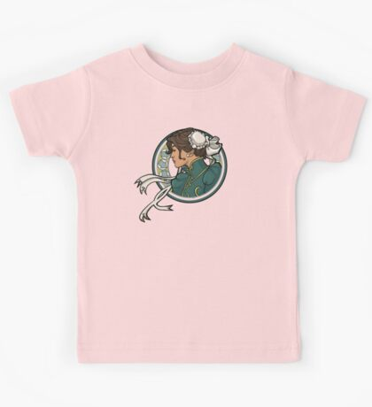 Chun-Li Nouveau Kids Clothes