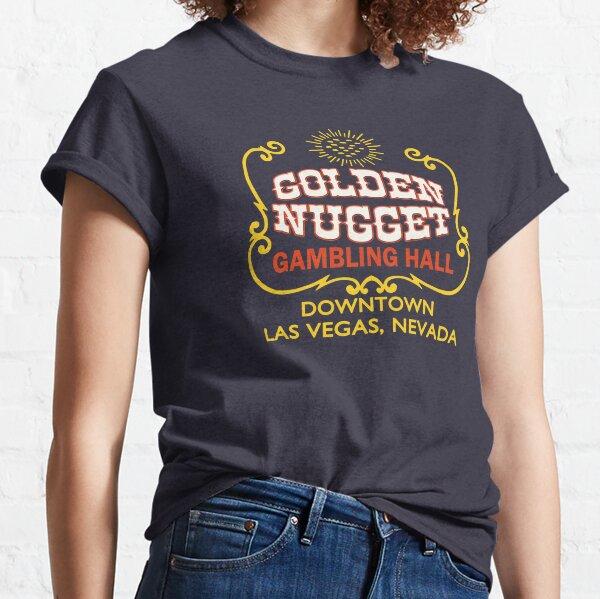 Golden Nugget Shirt, Sticker, Decal, Mask Classic T-Shirt