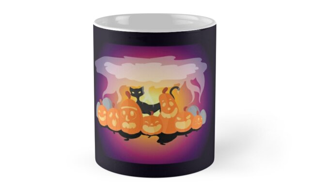 Pumpkins are Cats Best Friend by AllegroAlley