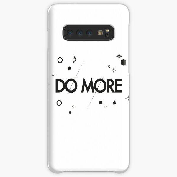 ¡Hacer más! Funda rígida para Samsung Galaxy
