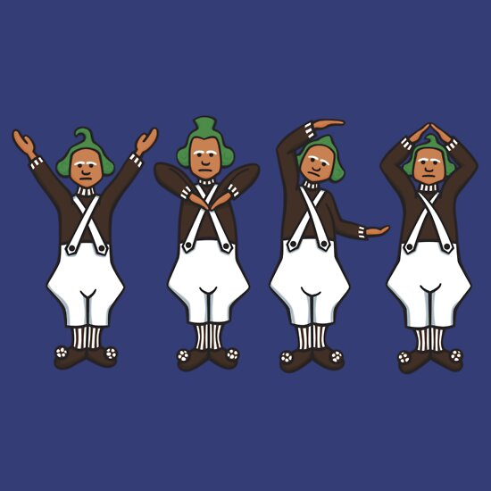 TShirtGifter presents: Oompa Loompa YMCA