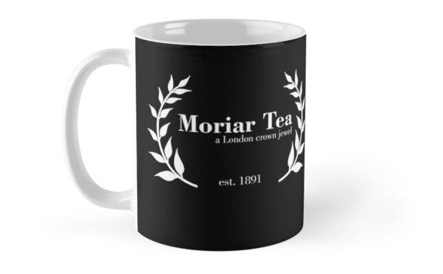 Moriar Tea by danimariex