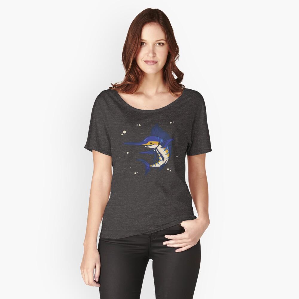 Atlantic Sailfish (Huevember 2018) Relaxed Fit T-Shirt