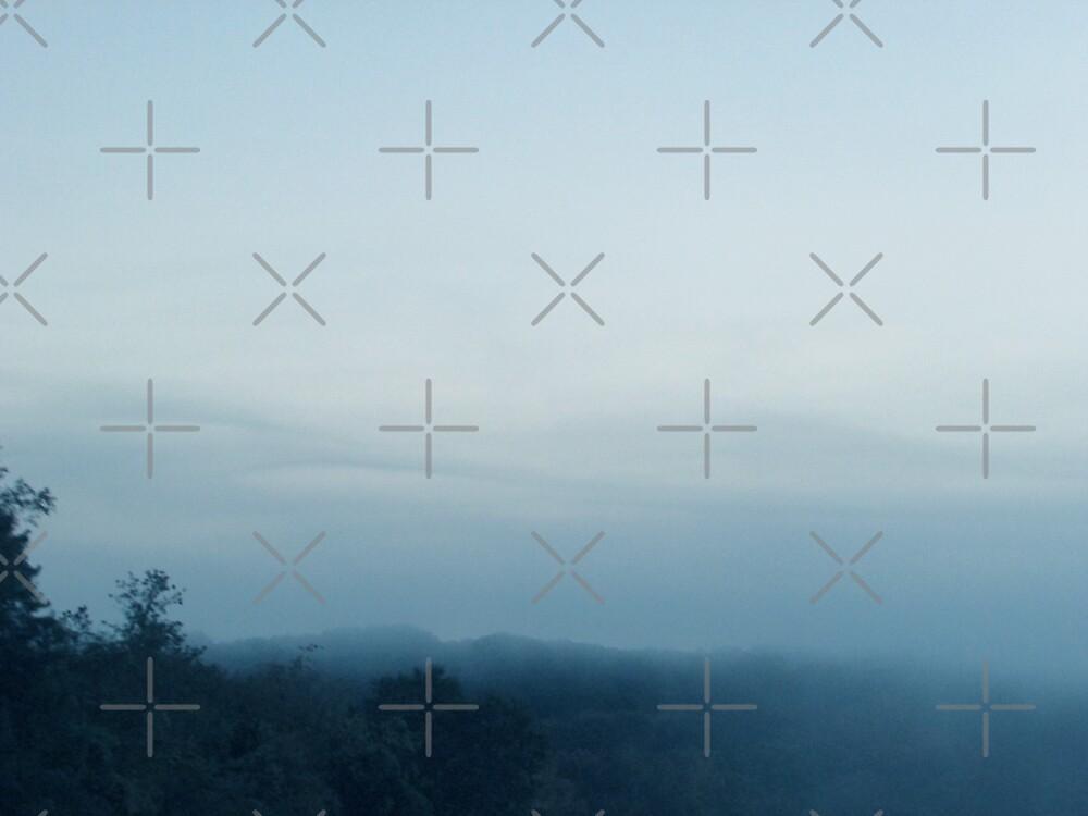 Morning Fog by Oddellie