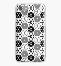 EXO Logo Pattern 2 iPhone Case/Skin