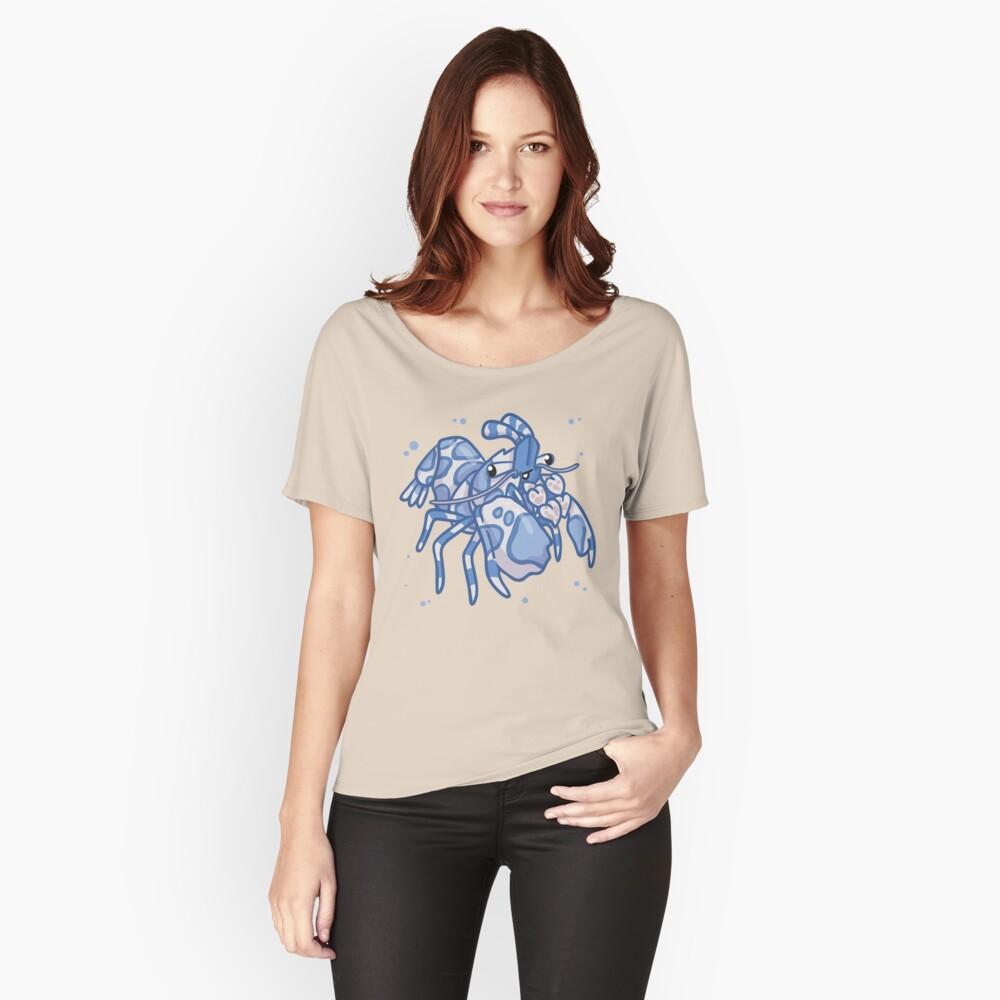 Harlequin Shrimp (Huevember 2018) Relaxed Fit T-Shirt