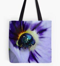 Steelblue Ladybird - Halmus chalybeus  Tote Bag