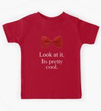 Bowties are cool. Kids Tee