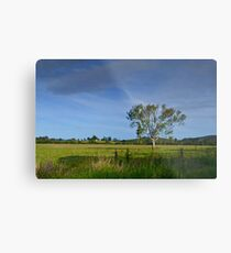 Mary Valley Country Metal Print