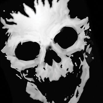 Skull Helmet by theerikjohnson