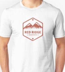 Warcraft Red Ridge Berge Slim Fit T-Shirt