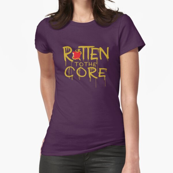 Rotten Tag Fitted T-Shirt