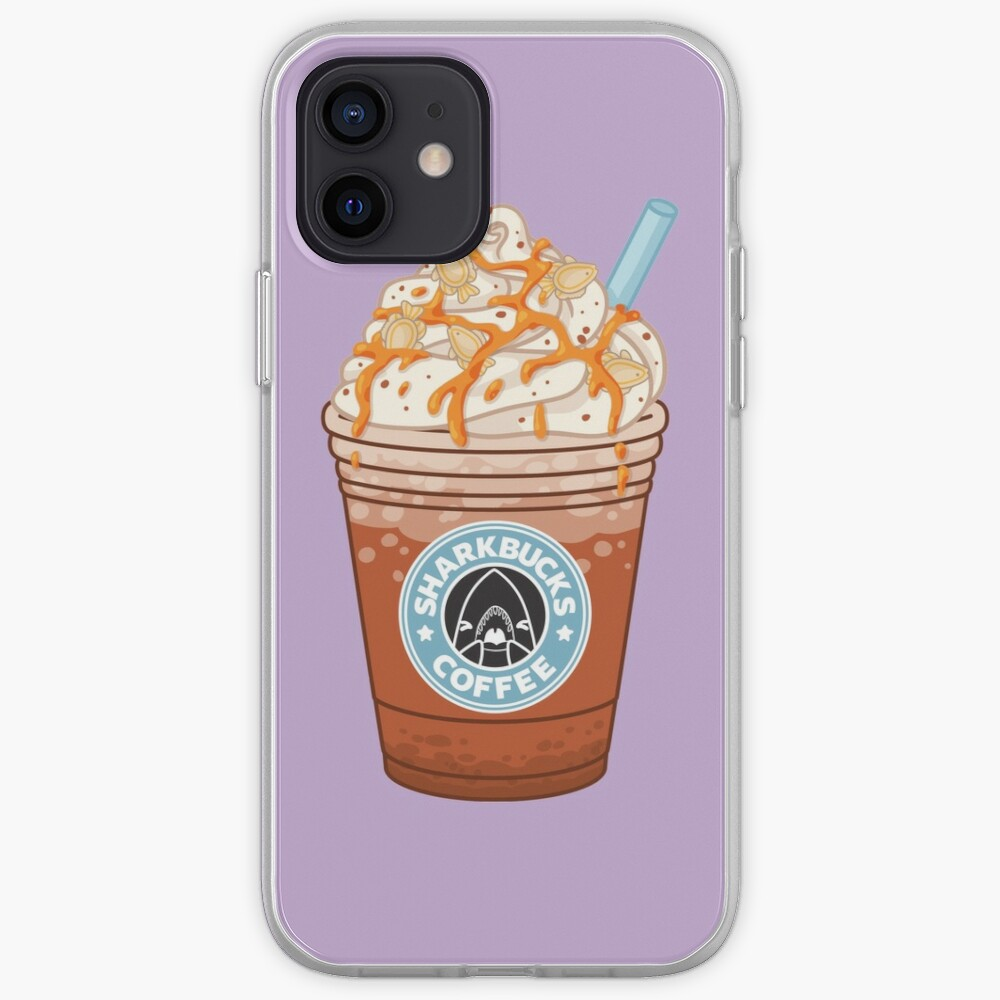 Pumpkinseed Sunfish // Sharkbucks Frappucino iPhone Case & Cover