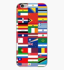 Flaggen der Welt iPhone-Hülle & Cover