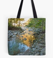 Mountain Stream 2 Tote Bag