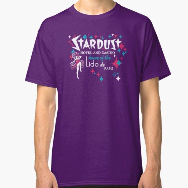 Stardust Casino Shirt, Sticker, Postcard, Decal Classic T-Shirt
