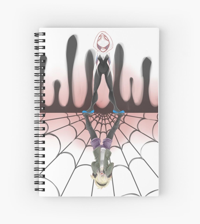 Spider-Gwen by Draikinator