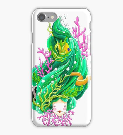 Bobbing along on the beautiful briney sea iPhone Case/Skin