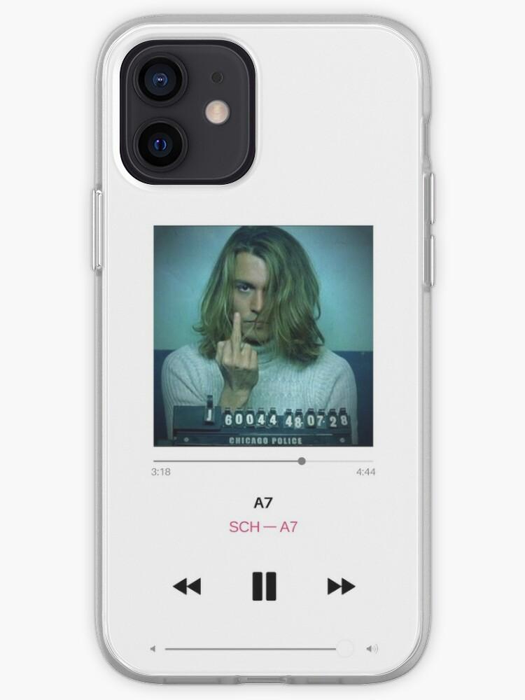 SCH A7 - Blow Johny Depp | Coque iPhone