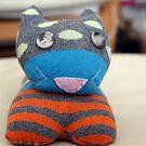 Sock Cat  by Karen Fitzsimons