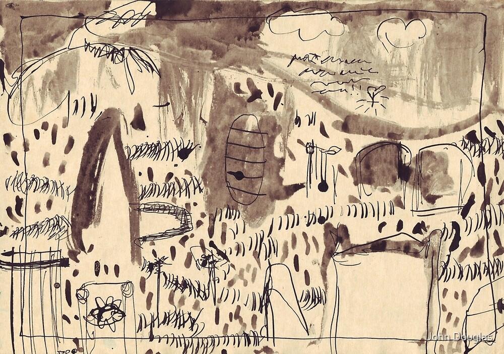 Double Garden by John Douglas