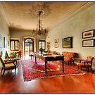 Villa La Palagina by Bruce Taylor