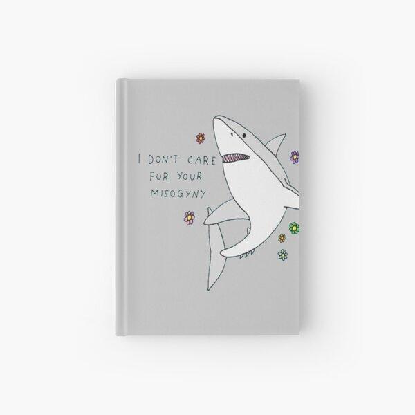 Frauenfeindlichkeit Hai Notizbuch