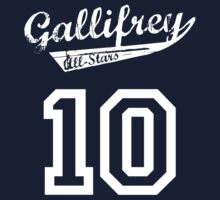 Gallifrey All-Stars: Ten