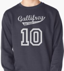 Gallifrey All-Stars: Ten Pullover