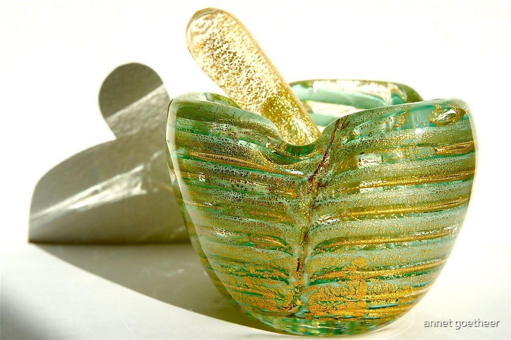 grandmother's  ashtray 2 by annet goetheer