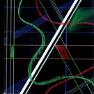 Rod Grid Print by djs42s