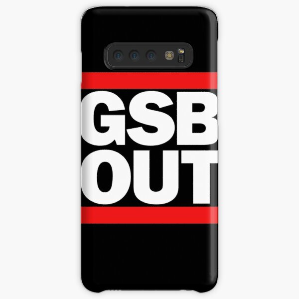 GSB OUT Inspirational version Samsung Galaxy Snap Case